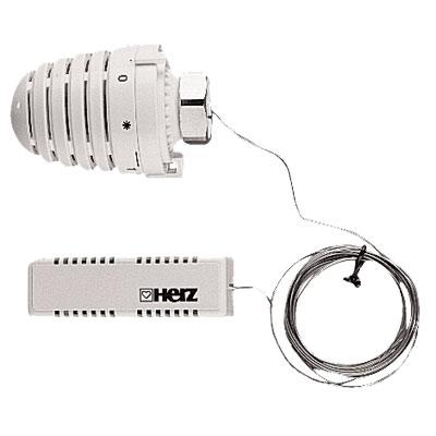 HERZ-ova dizajnirana termostatska glava s daljinskim  osjetnikom