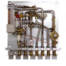 HERZ-ova stanica za predaju topline (WÜS) DELUXE s  prioritetom uključivanja PTV-a