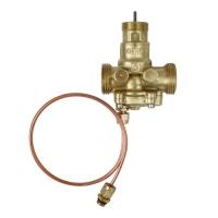 Kombinirani regulator diferencijalnog tlaka i volumena protoka