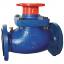 Stromax 4218 GF granski regulacijski ventil s linearnom karakteristikom za mjerenje diferencijalnog tlaka, prirubnička izvedba, ravno sjedalo, mjerni ventili
