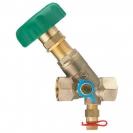 Stromax MW-granski regulacijski ventil ogranka za instalacije sanitarne vode u objektima, s kosim sjedalom i s navojnim kolčacima