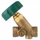 STRÖMAX AWD zaporni ventil za instalacije sanitarne  vode u objektima, s kosim sjedalom i unutarnjim  navojem