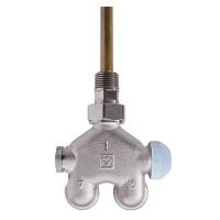 HERZ-ov VUA 40 četveroputni ventil, kutna izvedba, za 1-cijevne sustave