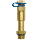 Mjerni ventil za HERZ-ove STRÖMAX ventile, duga  izvedba