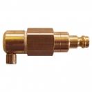 HERZ-ov komplet adaptera za HERZ-ove STRÖMAX ventile s  mjernim ventilima