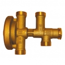 HERZ-ov kombinirani tlačno temperaturni regulator PROJECT