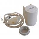 Termomotori za 2-položajnu ili pulsnu  regulaciju podnog grijanja