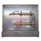 Razdjelna stanica za radijatorsko grijanje, spremna za ugradnju