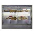 Razdjelna stanica za podno i radijatorsko grijanje